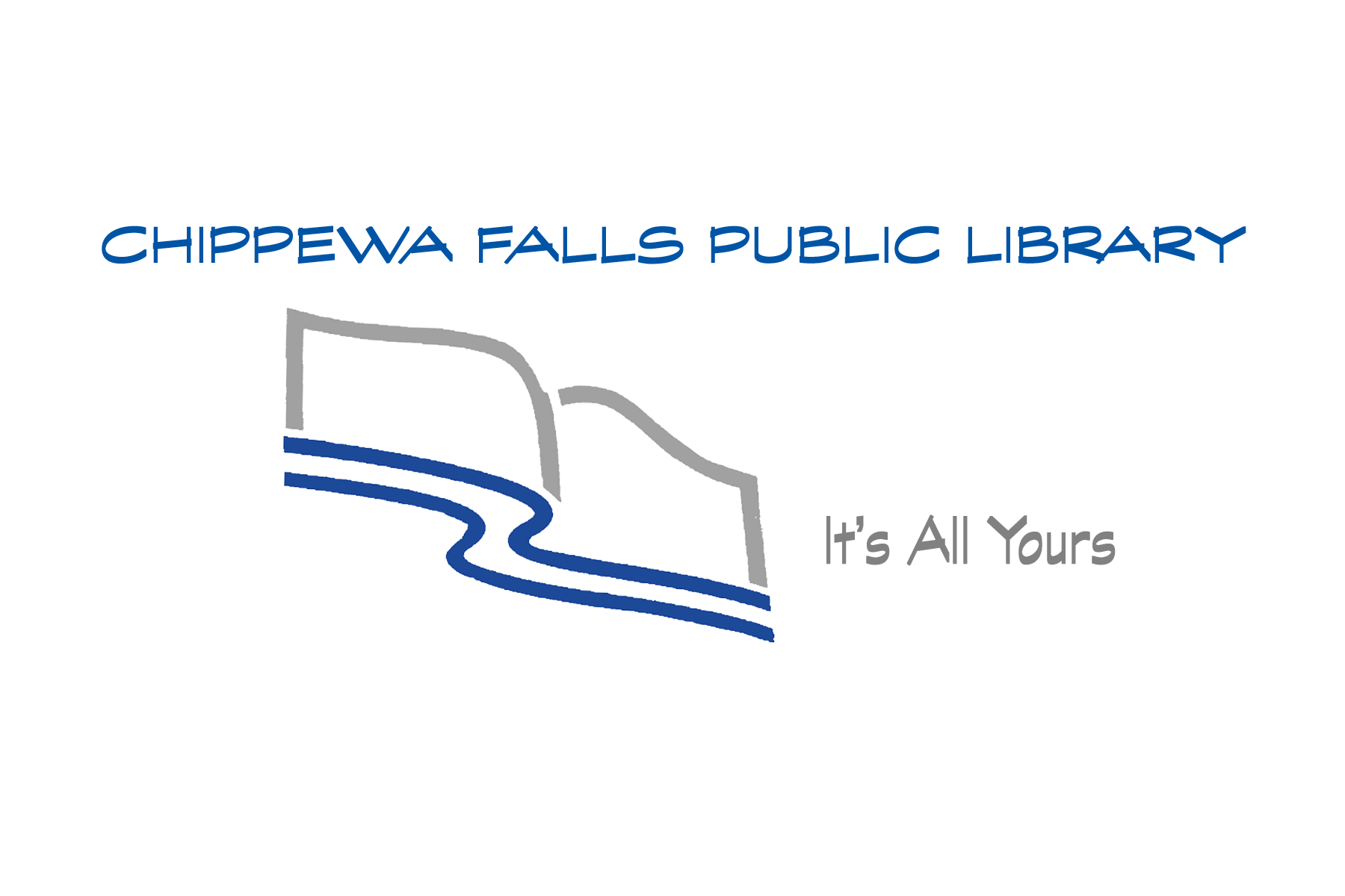 Chippewa Falls Public Library Logo