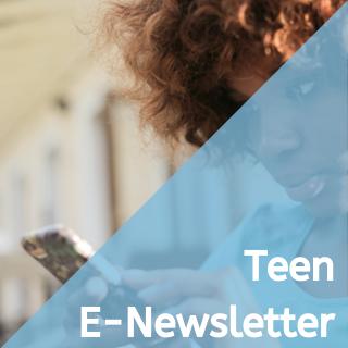 Teen E-Newsletter