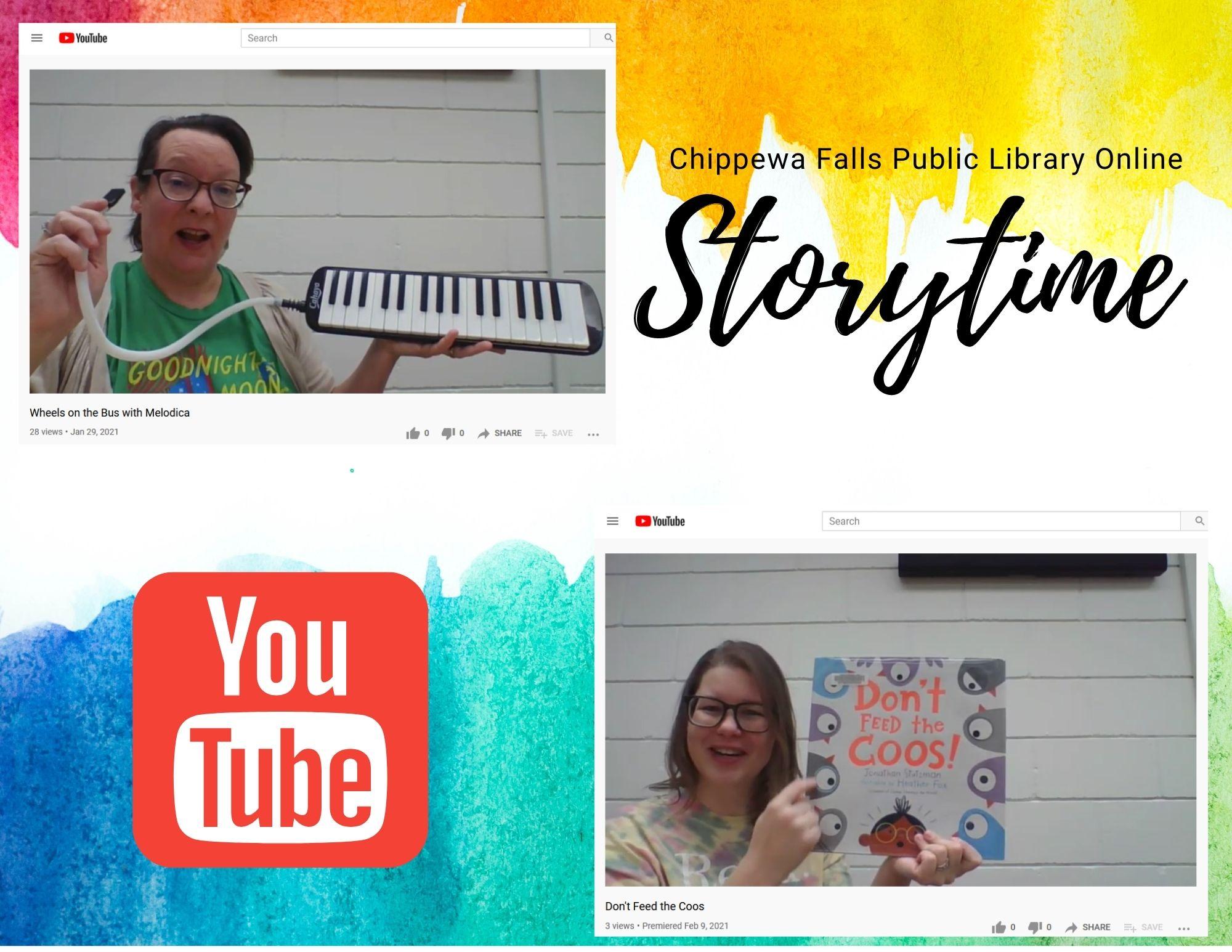 Youtube Storytime